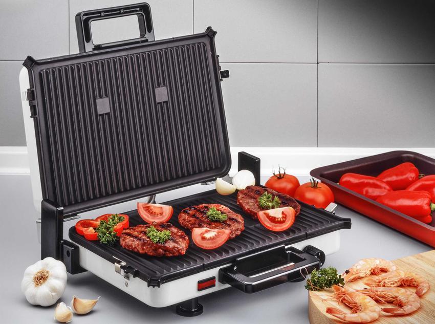 Mięso i warzywa na grillu elektrycznym, a także najlepsze dania z grilla elektrycznego i przepisy krok po kroku