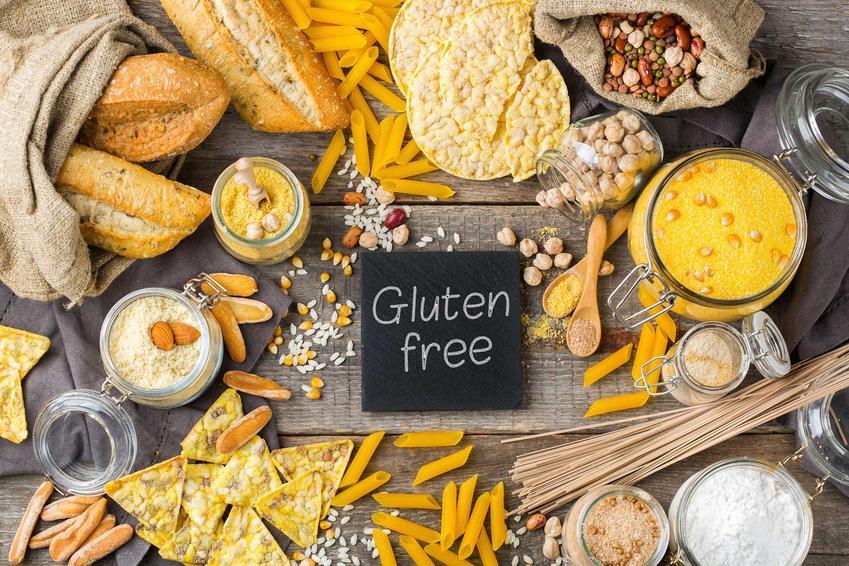 Produkty bez glutenu używane w celiakii, a także dieta w celiakii, opis, produkty i przepisy