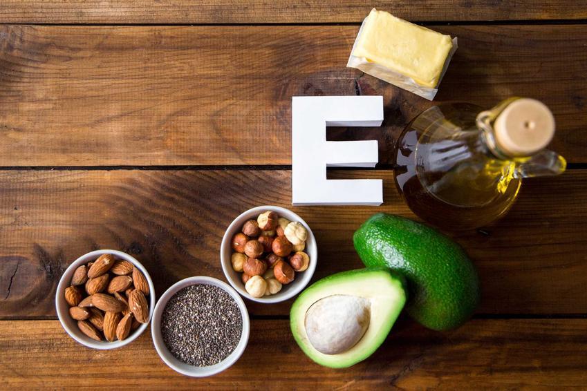 Produkty zawierające witaminę E, czyli podstawa diety przeciwzapalnej, a także zasady i najlepsze produkty na dietę