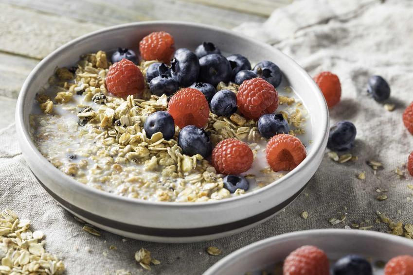 Owsianka z owocami, idealna na diecie bogatoresztkowej, a także działanie, zasady oraz skuteczność i dozwolone składniki