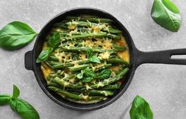 Zapiekanka z fasolką szparagową. 3 przepisy na błyskawiczne danie