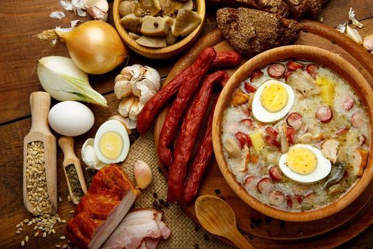 Kuchnia polska - przepisy, tradycyjne dania, cechy charakterystyczne