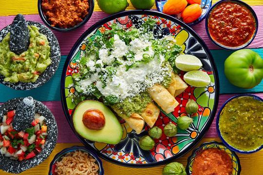 Kuchnia meksykańska - opis, dania, przepisy, ciekawostki