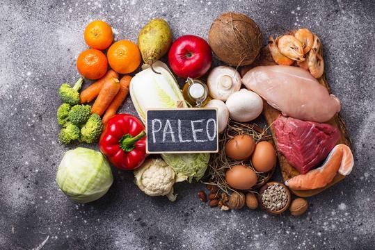 Dieta paleo - podstawowe zasady, produkty, przykładowy jadłospis