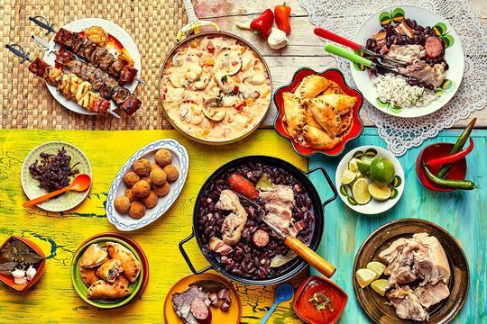 Kuchnia brazylijska - opis, typowe potrawy, przepisy, porady
