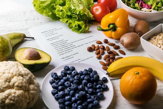 Dieta zbilansowana - charakterystyka, zasady, przykładowe dania