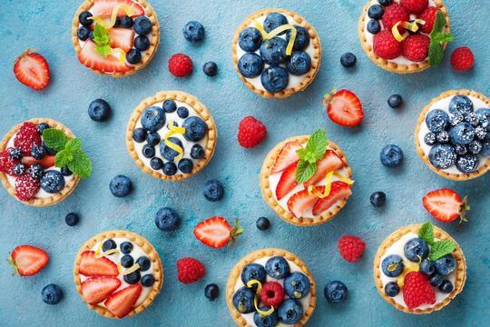 Przepisy na desery i słodkości - poznaj wyjątkowe przepisy