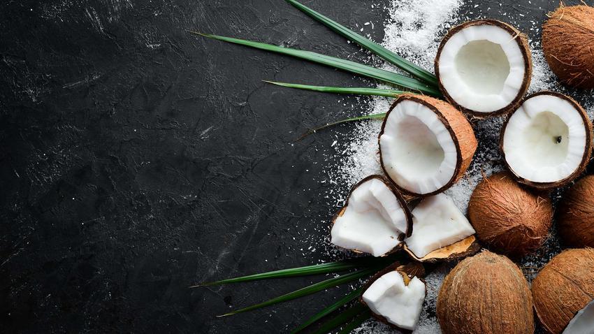 świeży kokos