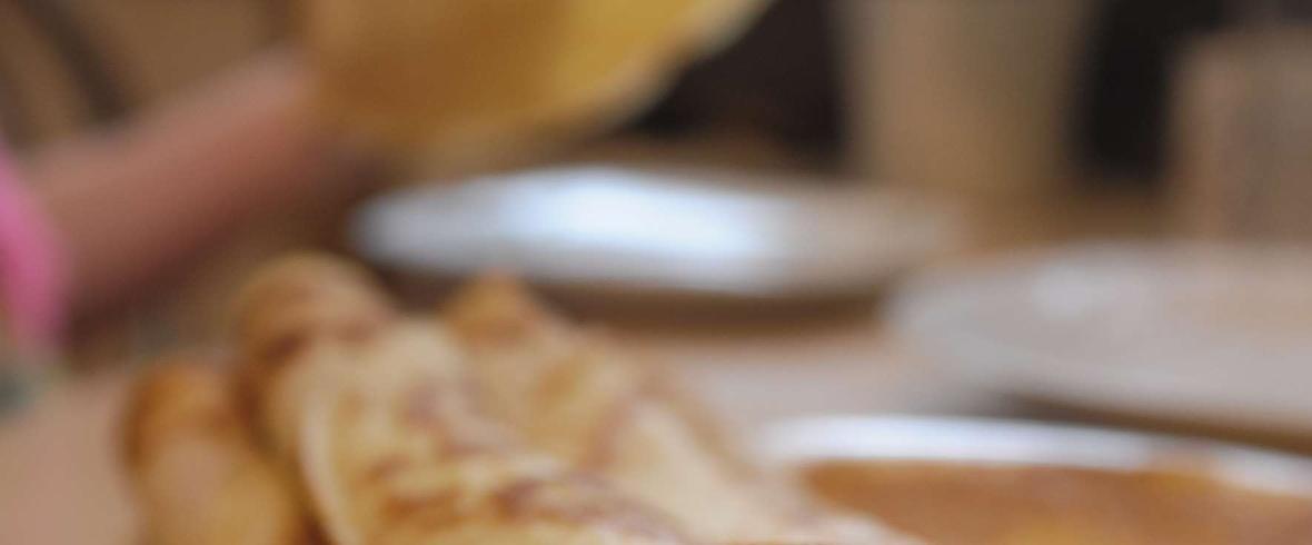 Naleśniki na kefirze