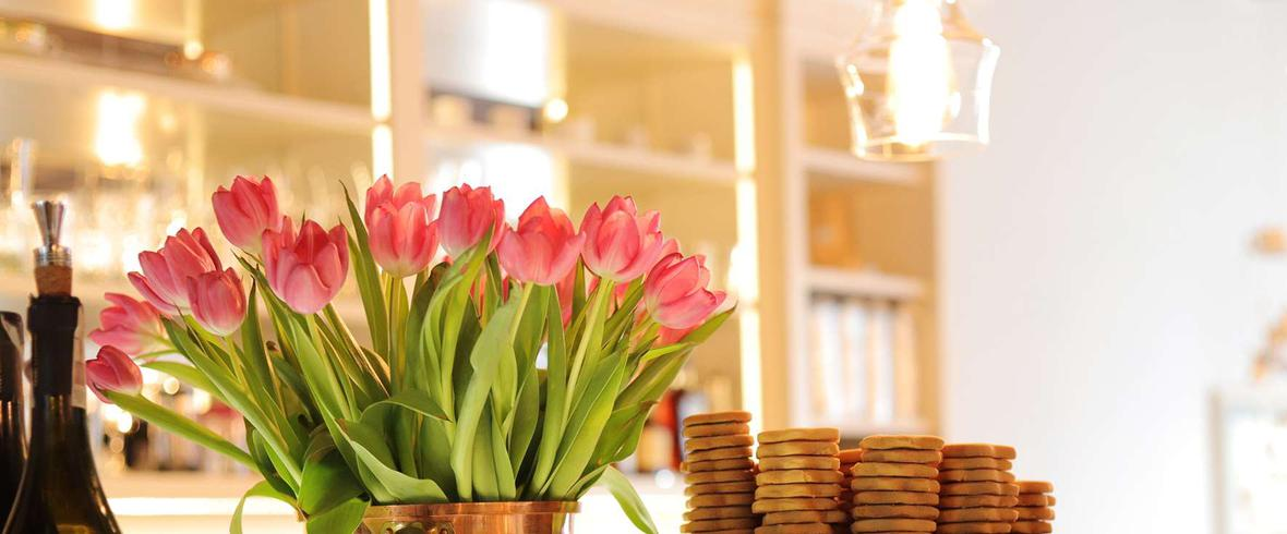 Ciasto tulipan