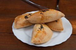 Pierogi kebabowe