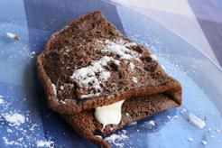 Omlet kakaowy