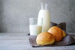 Bułeczki mleczne