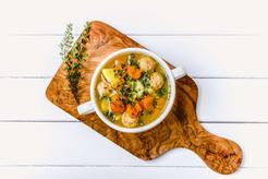 Zupa klopsowa