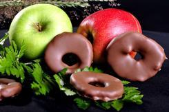 Owoce w czekoladzie