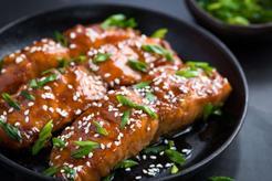 Ryba w sosie słodko kwaśnym