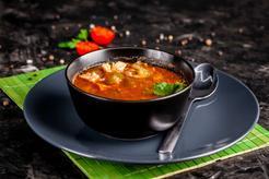 Zupa rybna ze szczupaka