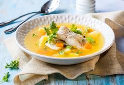 Rosyjska zupa rybna