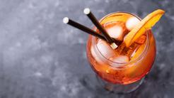 Aperol drink