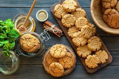 Ciasteczka świąteczne maślane