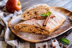 Ciasto francuskie na słodko