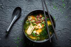 Zupka miso