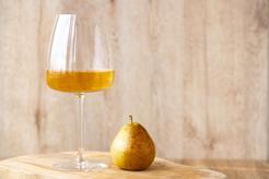 Wino z gruszek