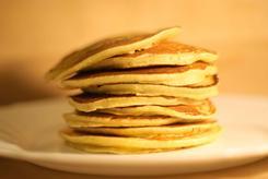 Pancakes bez jajek