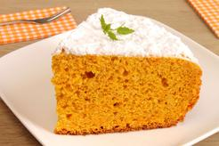 Wege ciasto marchewkowe
