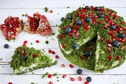 Ciasto runo leśne