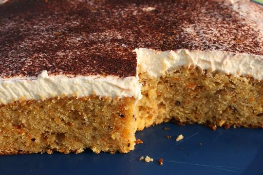 ciasta marchewkowe