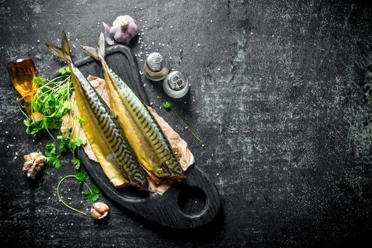 dania z makrelą