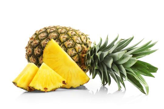 dania z ananasem