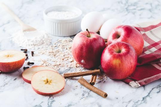 dania z jabłkiem