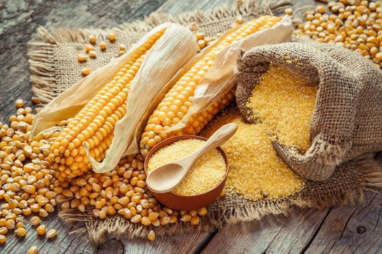 dania z kukurydzą