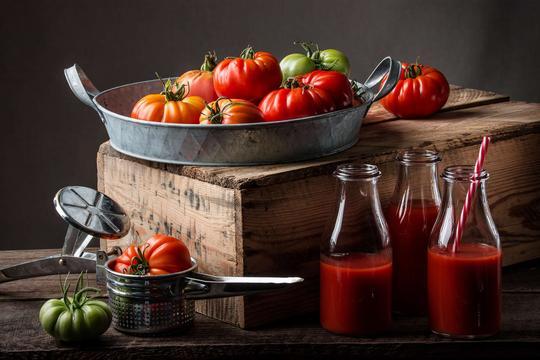 dania z pomidorami