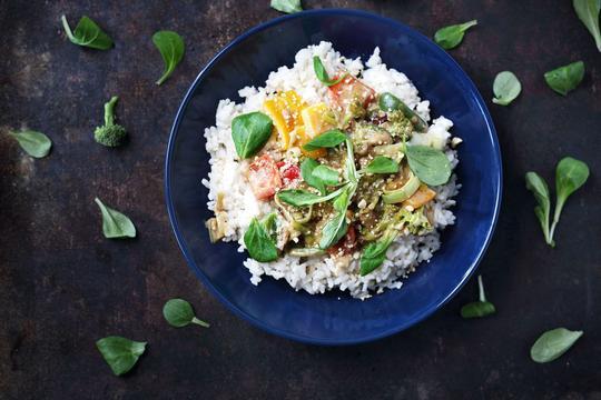 przepisy z ryżem