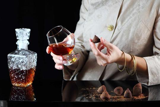 potrawy z dodatkiem alkoholu
